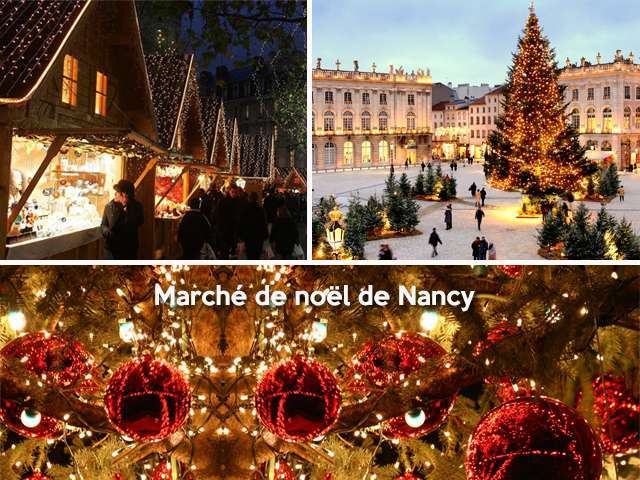 Top 10 des plus beaux march s de no l de l est de la france - Plus beau marche de noel ...