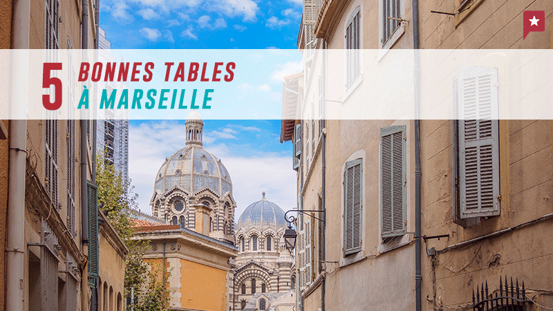Marseille Vieux-port : 5 Bons Restos Loin Des Pièges à Touristes