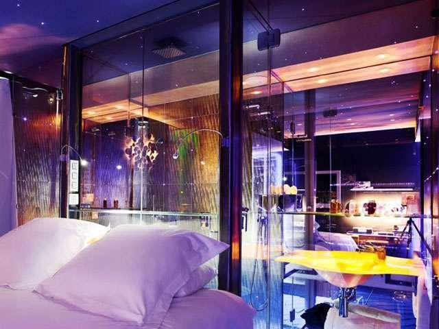 saint valentin top 10 des h tels insolites en france. Black Bedroom Furniture Sets. Home Design Ideas