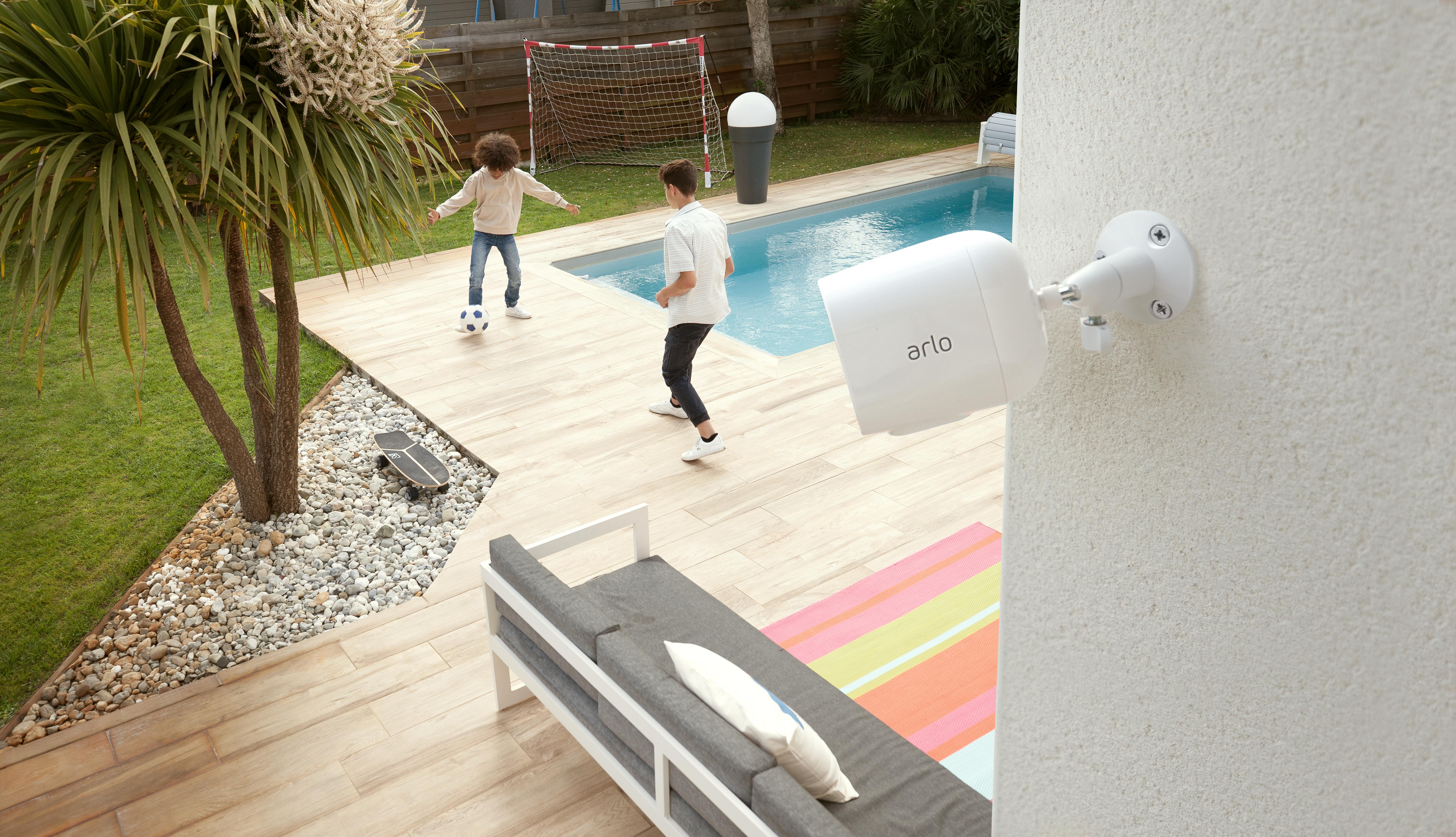 Où Placer Votre Caméra Connectée Pour Garder L'œil Sur Votre Maison