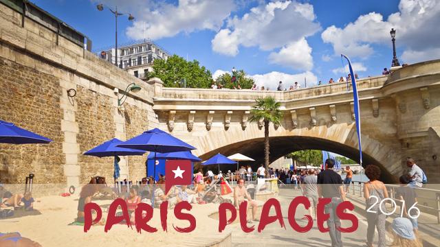Paris Plages 2016 !