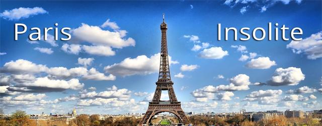 Top 5 Des Choses Insolites à Faire à Paris