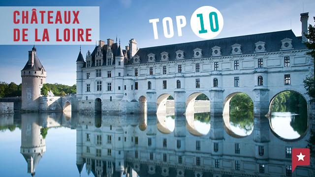 Pays De La Loire, 10 Châteaux à Voir Entre Tours à Nantes