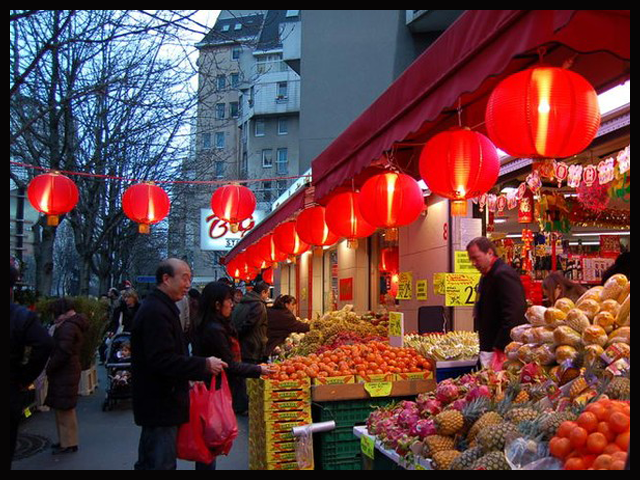 shopping Paris quartier chinois
