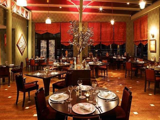 5 tables romantiques au touquet for Restaurant le jardin touquet