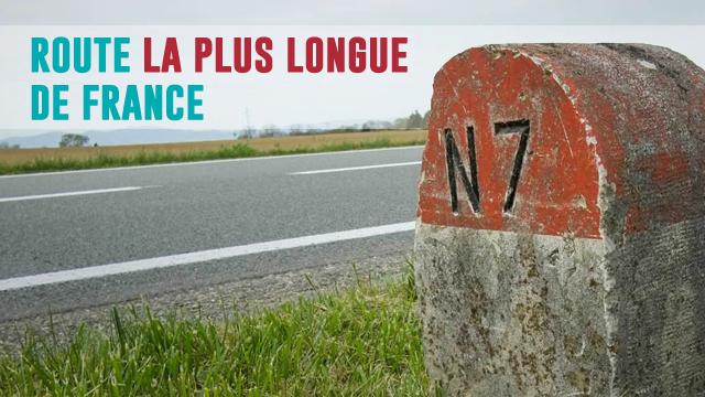 La  Route La Plus Longue De France