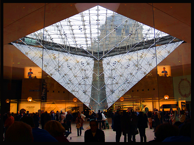 shopping Carrousel du Louvre Paris