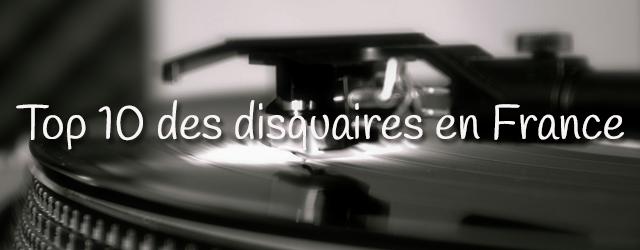 Galettes Vinyle : Top 10 Des Boutiques En France