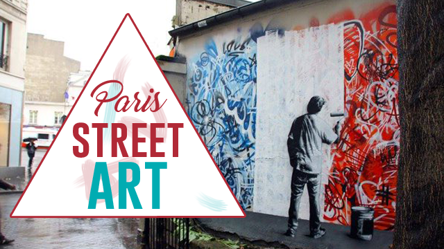 Top 10 Des Plus Beaux Street-art à Paris