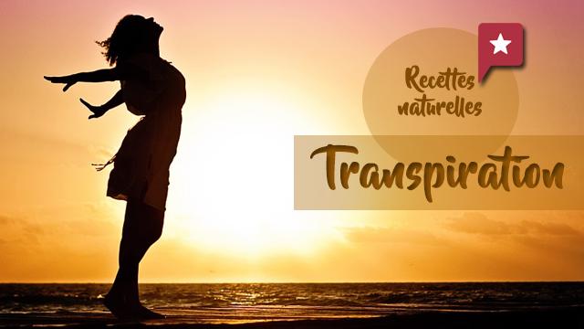 Transpiration : 2 Recettes Express Pour Chasser Les Mauvaises Odeurs