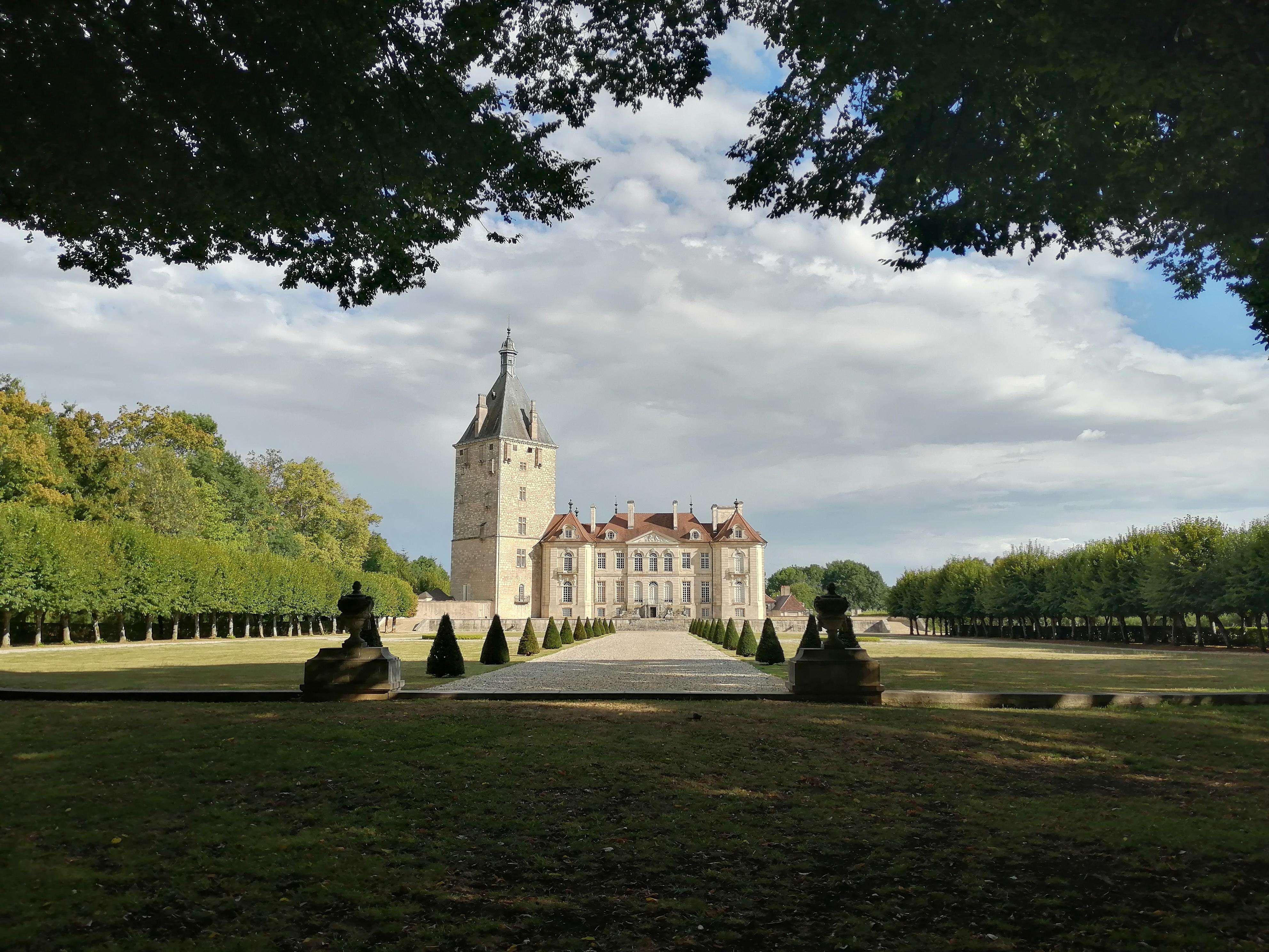 Trois Châteaux à Ne Pas Rater En Bourgogne