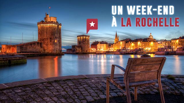 Un Week-end à La Rochelle