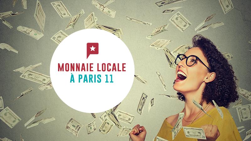 Une Monnaie Locale Dans Le 11e Arrondissement De Paris