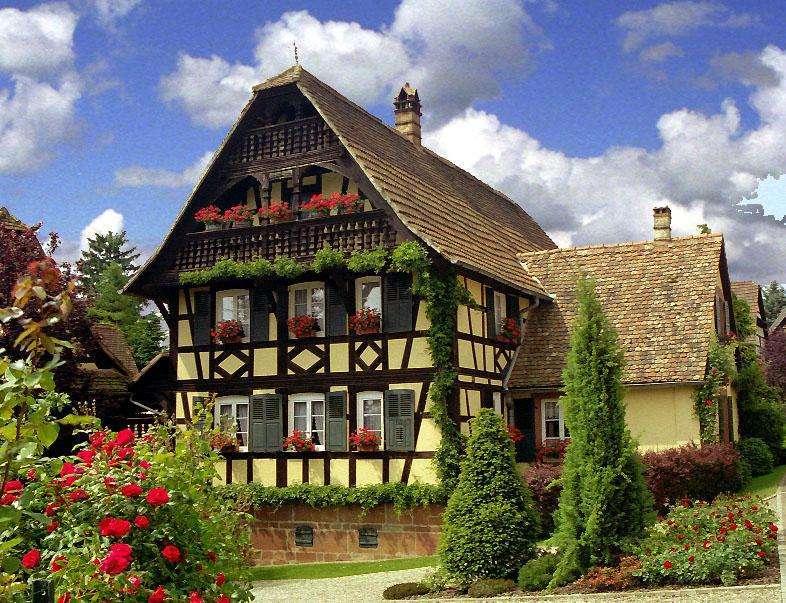 Les Plus Jolis Villages D 39 Alsace Carnet De Bonnes Adresses