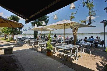 Les restaurants au bord de l 39 eau lyon carnet de bonnes for Carnet de voyage restaurant lyon