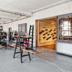 Concept stores...