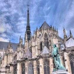 Ma liste visite sur Amiens