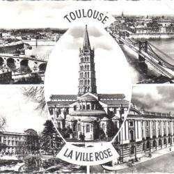 Mes bonnes adresses à Toulouse