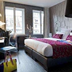 Hôtels les plus romantiques en France
