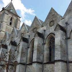 Eglises dans la région Hauts-de-France