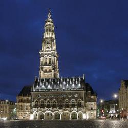 Belle Ville Frontiere Belge
