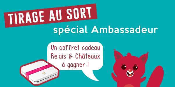 Concours Ambassadeur